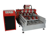 3D Rotation Woodworking Machine